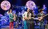 Latin bandet Trypical Cumbia og DR Big Band ved den årlige P8 Jazz Alive koncert i DR Koncertsalen