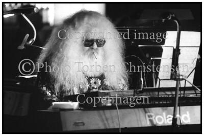 Leon Russel t Montmartre ca 1982