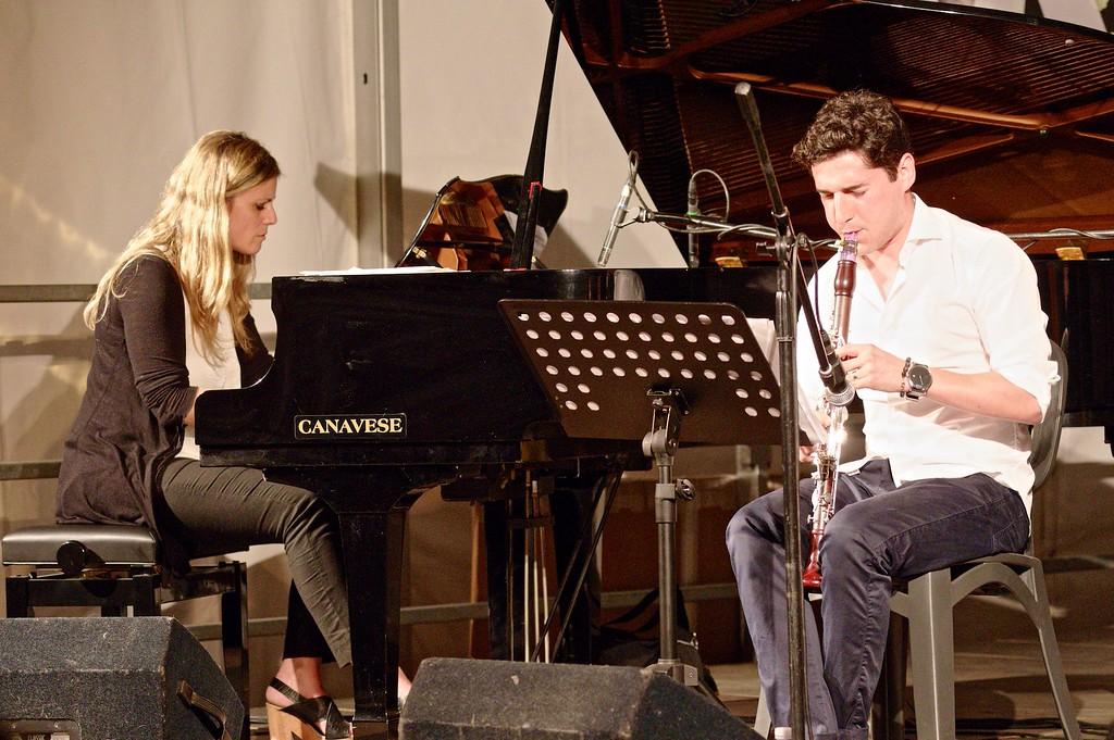 Stefania Tallini e Simone Nicoletta