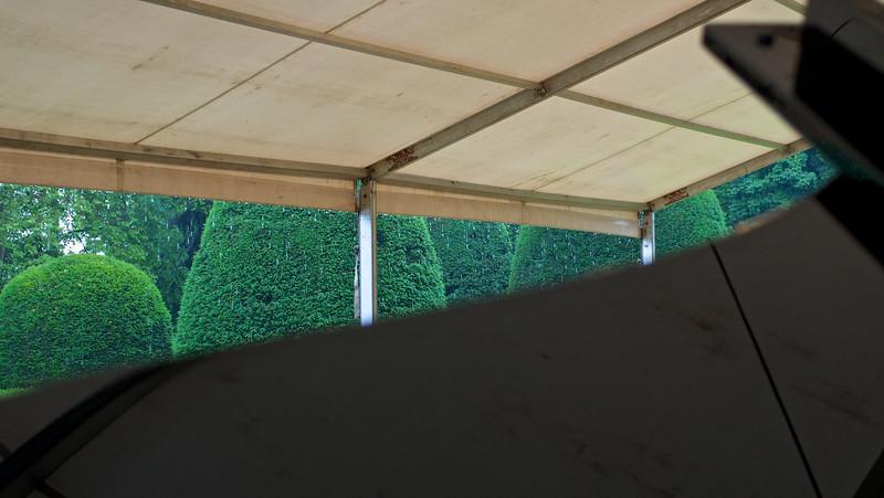 parco del Castello dei Conti Cacherano, Osasco
