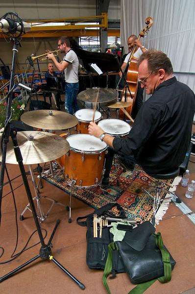Luigi Martinale Trio plus Fabrizio Bosso