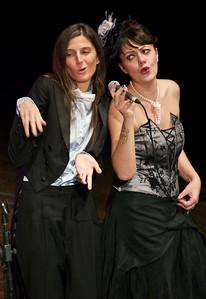 Vanessa Tagliabue Yorke, Stephanie Ocean Ghizzoni