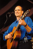 James Taylor performs at the New Orleans Jazz & Heritage Festival on 5-4-95.