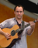 Dave Matthews performs at the New Orleans Jazz & Heritage Festival on April 29, 2006.