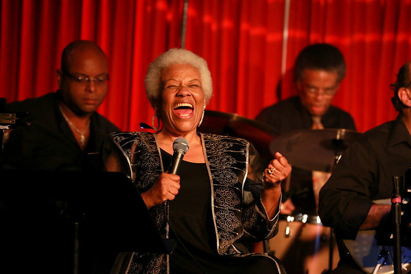 "Catalina's Jazz Club Presents Barbara Morrision ""A Tribute to Dinah Washington"" Queen Of The Blues 7-8-2012"