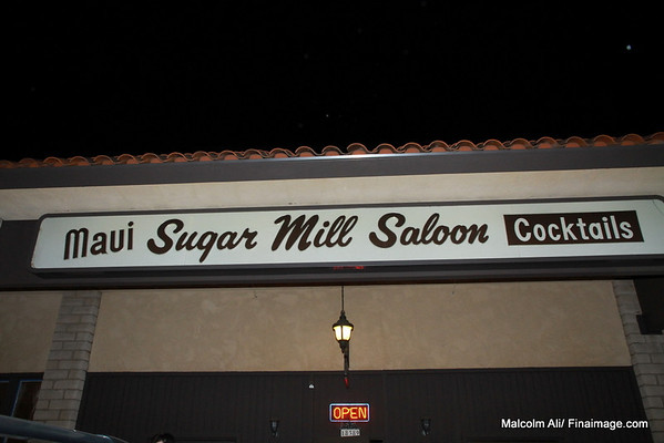 Joe Louis Walker Plays the Blues at the Maui Sugar Mill Saloon 3-7-2012