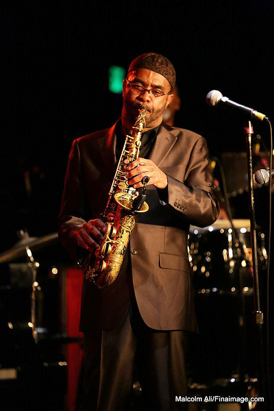 Kenny Garrett Quartet and his Quartet play a live set at Catalina Bar and Grill