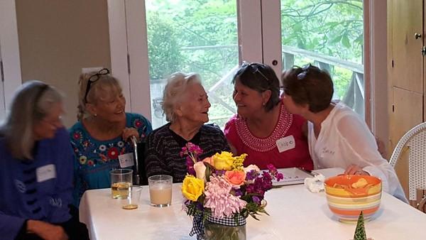 Jean's 100th Birthday