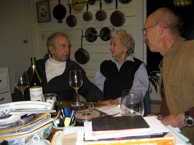Cliff, Jean and Stuart in Pawling
