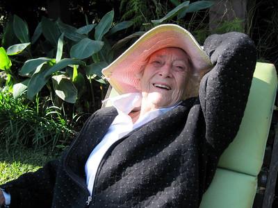 Jean in Oaxaca 2012