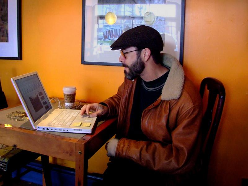 Steve, Cafe Wannabee.
