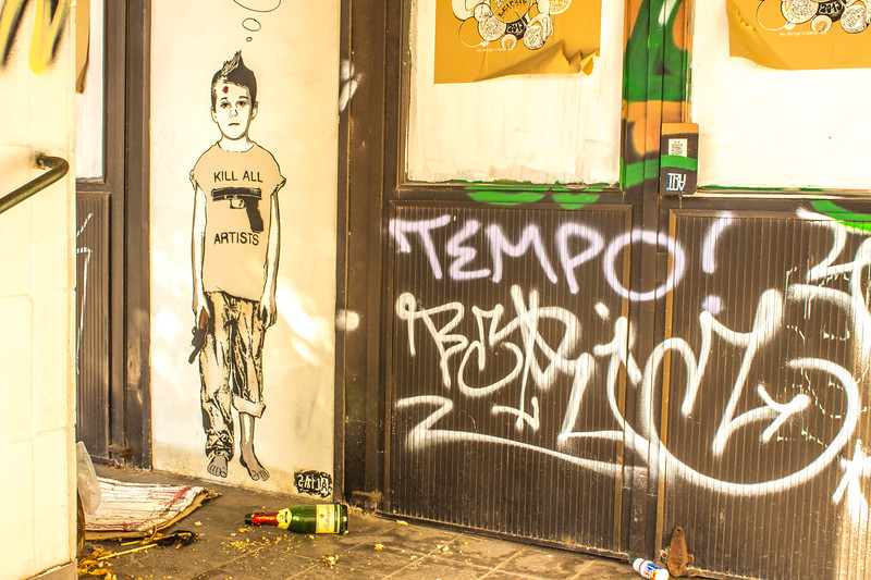STREET ART: Leipzig, Germany