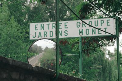Monet Garden, France