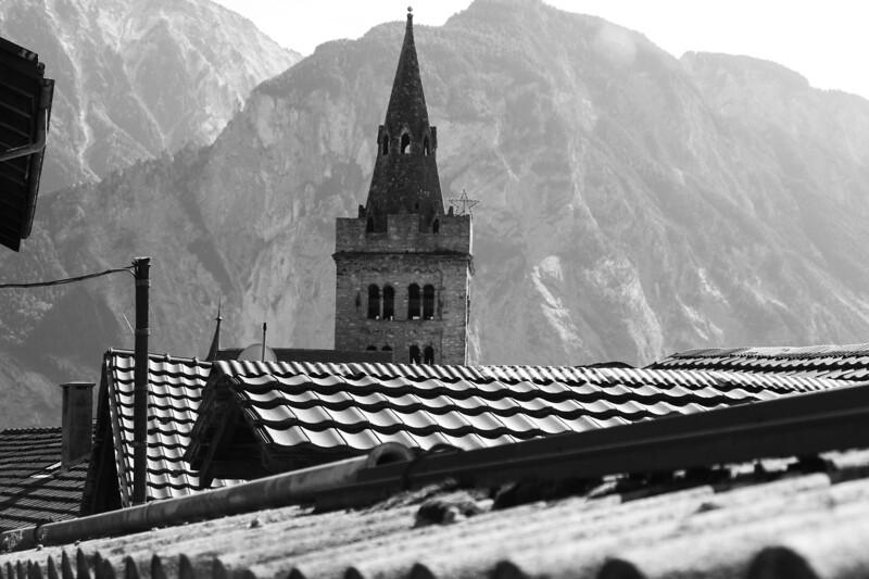 Erglish, Switzerland
