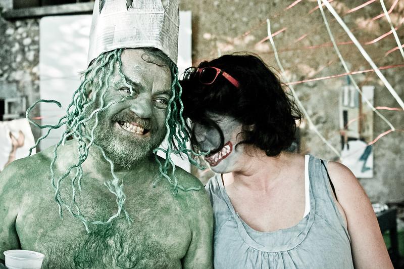 Johnny Segars & Ingrid Murphy