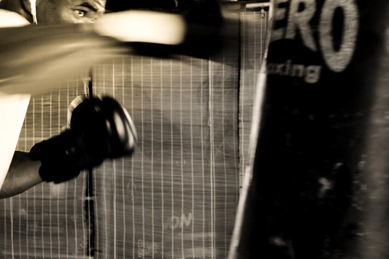 Jeanette Lamb | Graffiti Goose Photography | Kasim Howard | American Boxer | Sports