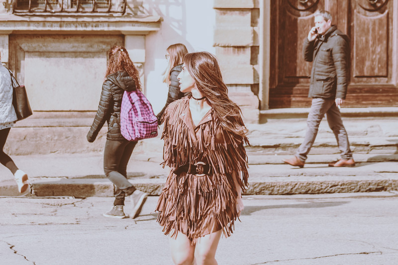 Fashion Model, Char