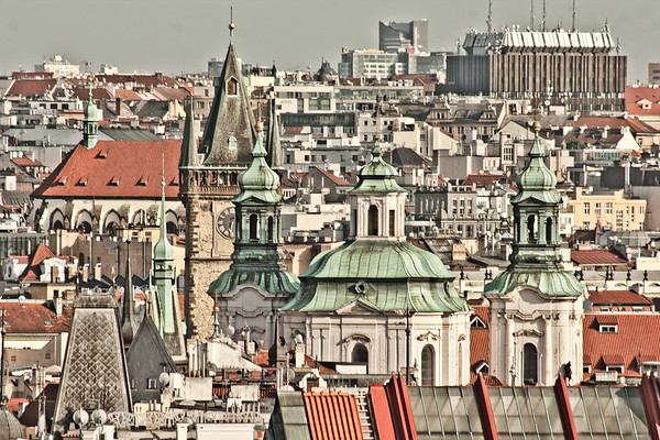 PORTRAIT OF A CITY: PRAGUE