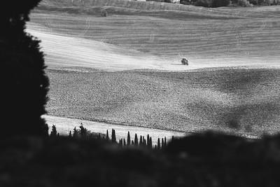 Val d'orcia, Tuscany, Italy