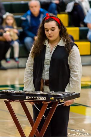2-24-2018 Jeannette Percussion
