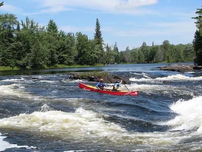 Madawaska River, Photo by: Tom Harman