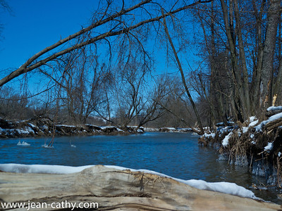 Nith River Early Spring-2