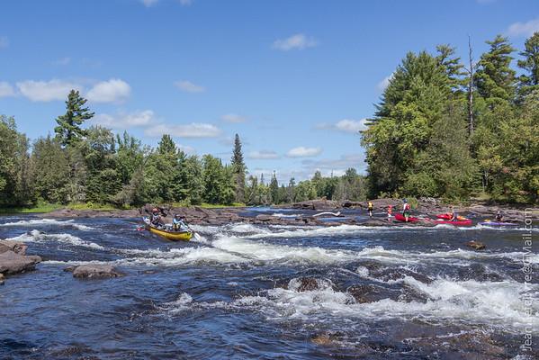 Madawaska River August 2012