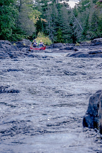 Rock Dodging on the Lower Madawaska River!
