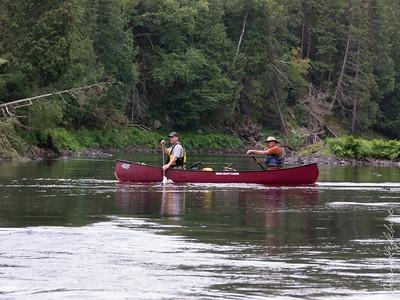 Petawawa River & the boys!