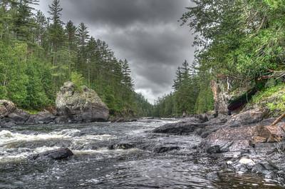 Petawawa River, Algonquin Park