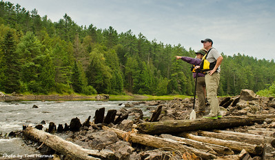 Scouting  Big Thompson Rapids