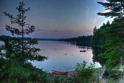 Lake Travers, Algonquin Park