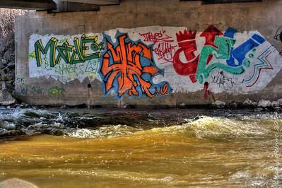 Urban paddling
