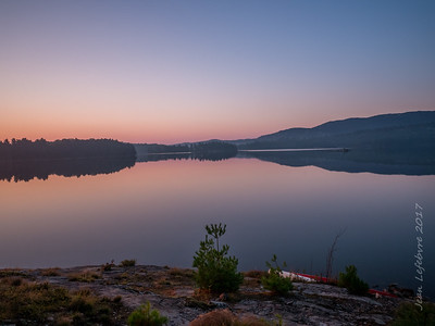 Killarney Sunrise!