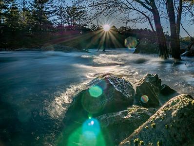 Palmer Rapids, Jessop's Chute