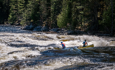 Madawaska river, Rifle Chute
