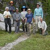 Wilderness Volunteers: 2017 Jedediah Smith Wilderness (Wyoming) Service Trip