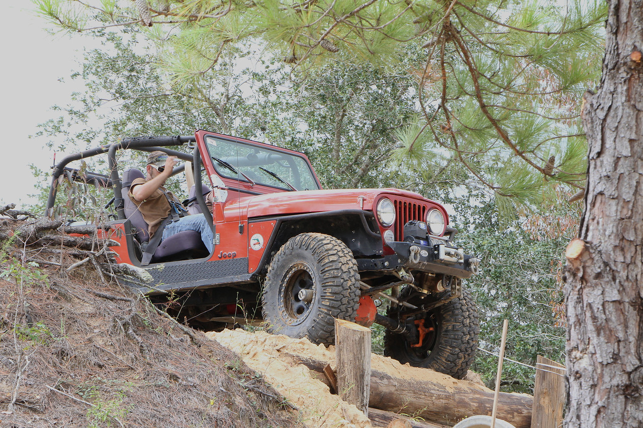 The following is Chip taking on the extreme course.  Follow him thru the course and check out page 8 of the gallery for some special photography of Chip and his trusty Jeep.