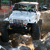 Lynda and Debbie McCoy tackling the extreme obsticle course at Jeeptoberfest 2006.
