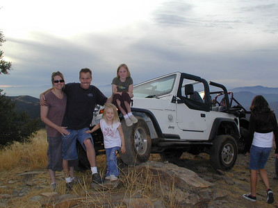Jeep Excursions