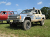 Chopped and custom cherokee swamp buggy
