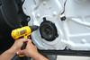 "Installing aftermarket speaker using speaker adapter ring    <a href=""http://www.car-speaker-adapters.com/items.php?id=SAK011""> Car-Speaker-Adapters.com</a>"