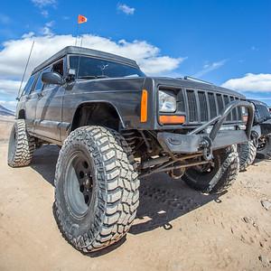 Westfalia Converted Jeep Cherokee Camper - Tierra Del Sol