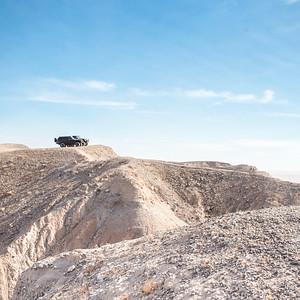 Ocotillo, Ca - Overland Jeep XJ Camper