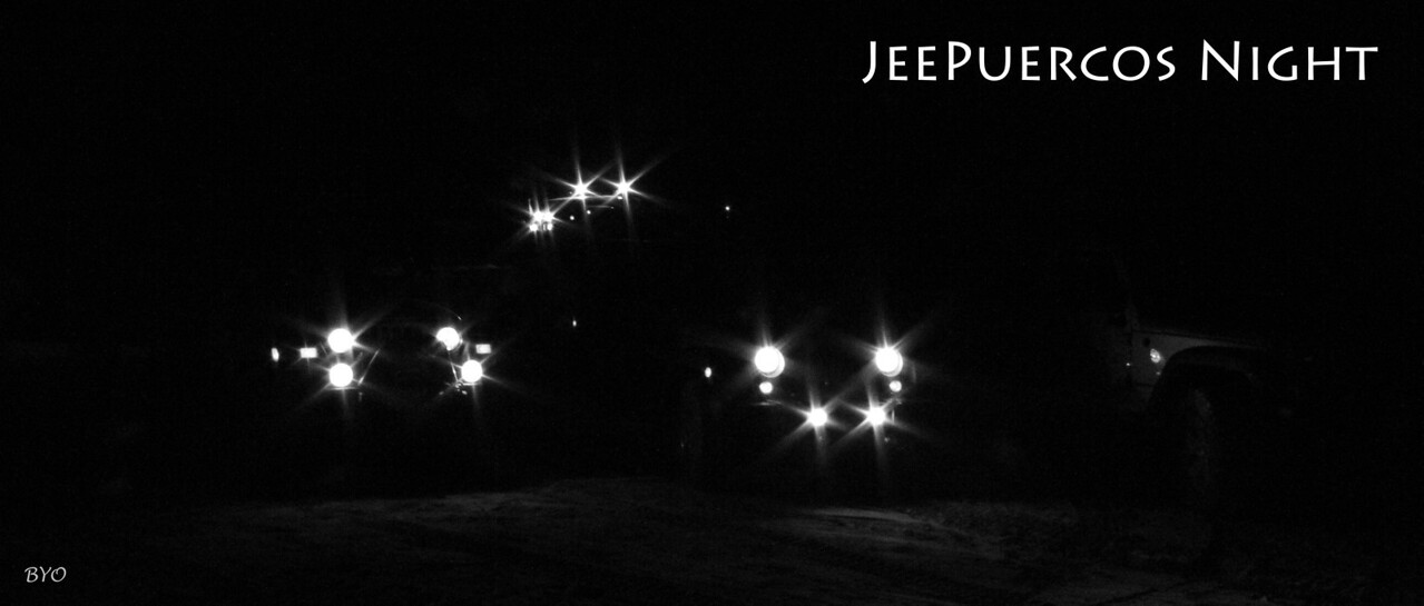 Jeepuercos Night