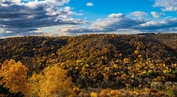 Views from John A Latsch State Park