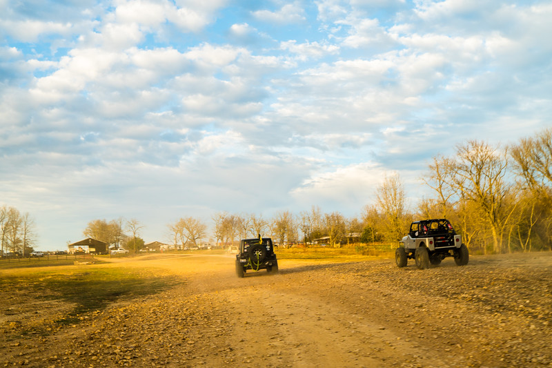 Well that ends another awesome day Jeeping