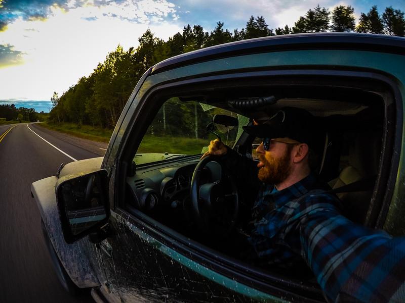 I do love to drive but some stretches are fooooorrrrreeeeeevvvvvveeeerrrr