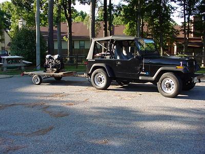KW Jeep & PAs Motor