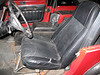 Jan 5 It has original factory seats. Too bad it's been sitting outside uncovered for about five months.<br /> Believe it or not, I was able to salvage the center console.